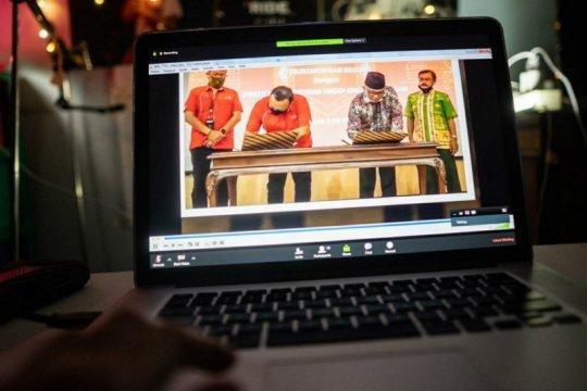 Telkomsel perkuat program belajar jarak jauh di Kemenag