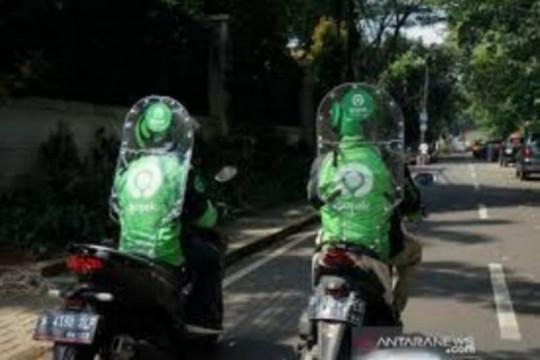 Polda Metro Jaya izinkan ojol dan logistik melintas saat PPKM Darurat