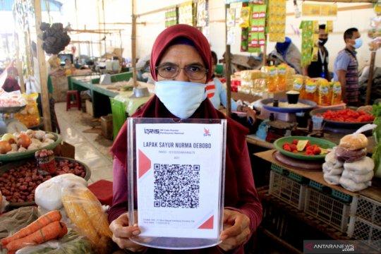Bantu pedagang, transaksi Web Pasar BRI di Bali tembus Rp153 juta