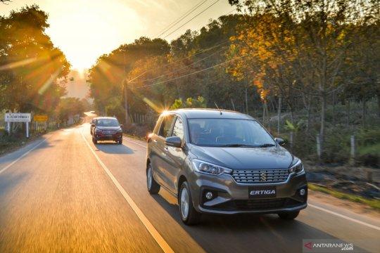 Ertiga dominasi ekspor Suzuki ke Meksiko