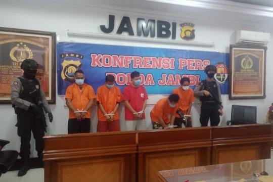 Sabu satu kilogram dikendalikan oleh narapidana dari lapas