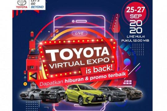 Toyota Virtual Expo dihelat berskala nasional