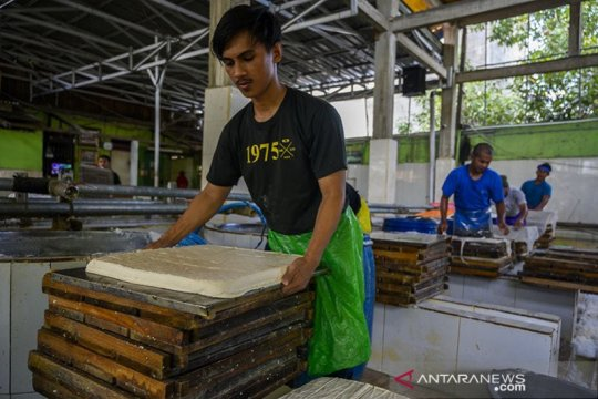 Penyaluran program kemitraan BUMN bagi UMKM semester I Rp563 miliar