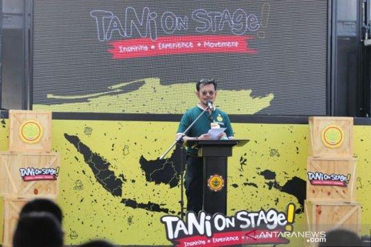 Hari Tani, Mentan tekankan Indonesia butuh regenerasi petani