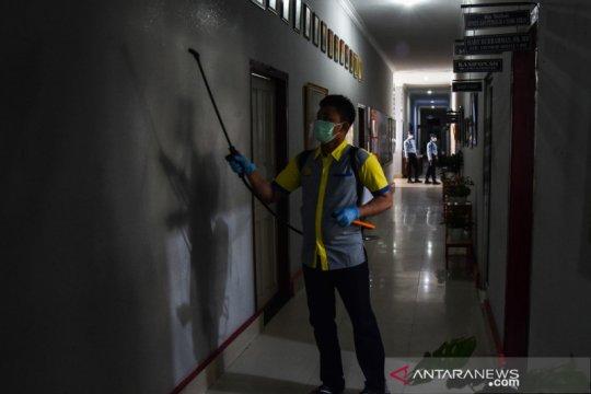 Pencegahan klaster COVID-19 di Lapas Pekanbaru