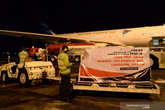 Ekspor langsung perdana hasil perikanan Sulut