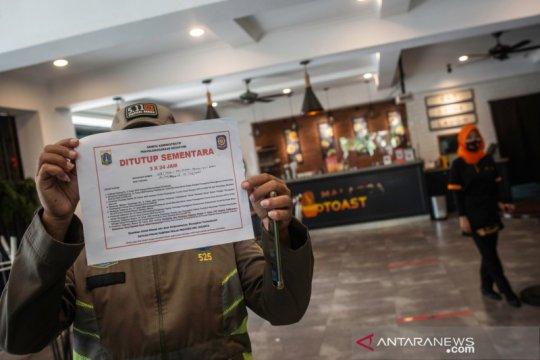 Riza: DKI dukung keputusan pemerintah pusat perpanjang PPKM Jawa-Bali