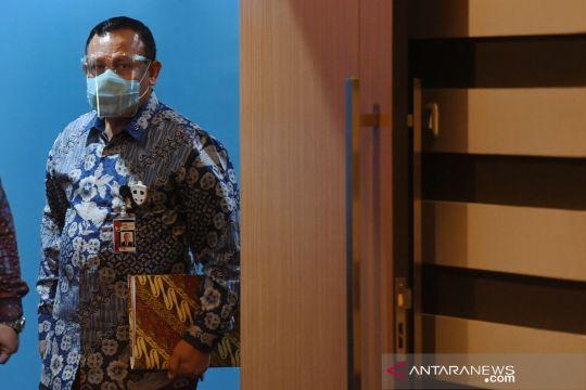 Ketua KPK Firli Bahuri jalani sidang putusan pelanggaran etik