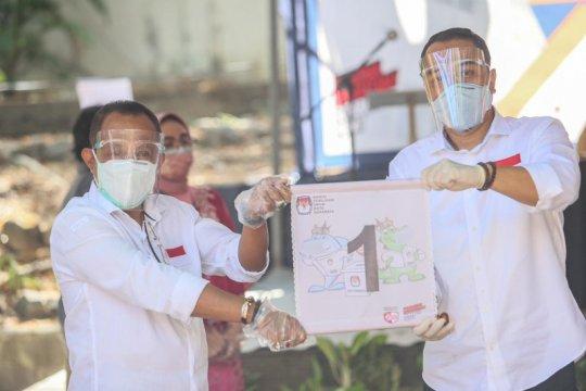 Pilkada Surabaya, Eri Cahyadi tanggapi makna dari nomor urut 1