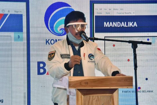 Kominfo dukung Gerakan Bangga Berwisata di Indonesia