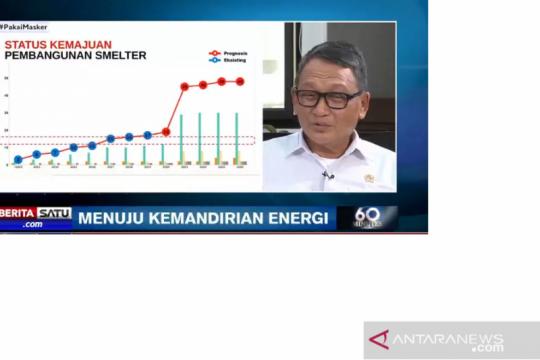 Menteri ESDM sebut hilirisasi kunci optimalkan hasil tambang
