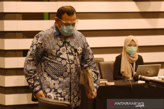 Ketua KPK dijatuhi sanksi ringan atas pelanggaran kode etik