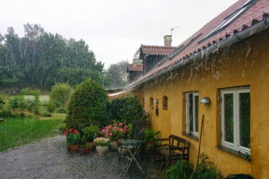 Jelang musim hujan, waspadai tiga tanda rembesan air pada rumah