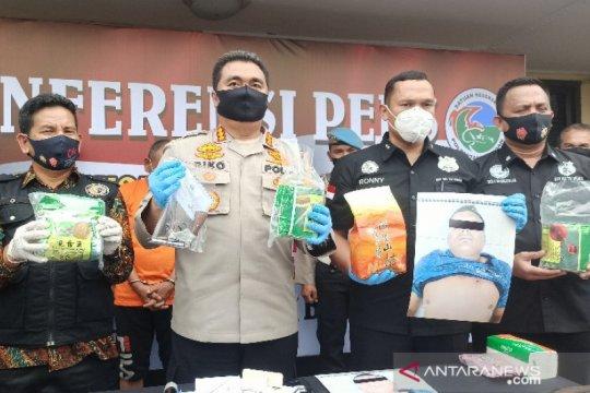 Polisi Medan tembak mati bandar narkoba asal Aceh bawa 5 kg sabu