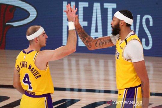 Lakers tahan Nuggets, unggul 3-1 dalam final Wilayan Barat