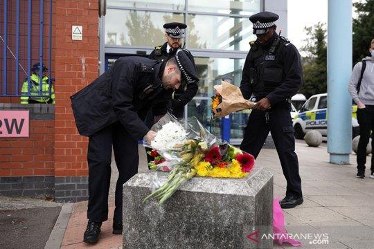 Polisi Inggris tewas ditembak di pusat tahanan di London