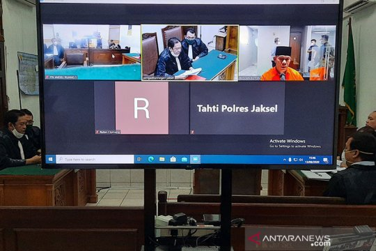 PN Jakarta Selatan izinkan Ruslan Buton hadiri pemakaman istri