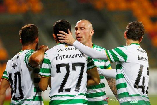 Celtic, PSV lanjut ke playoff Liga Europa