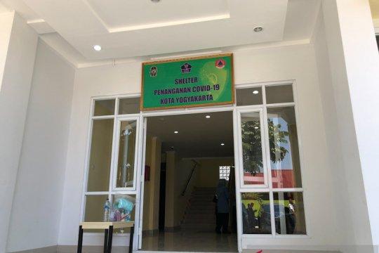 14 warga tempati selter penanganan COVID-19 Yogyakarta
