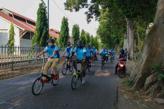 Gairahkan wisata, Yogyakarta siapkan lima jalur sepeda susuri kampung