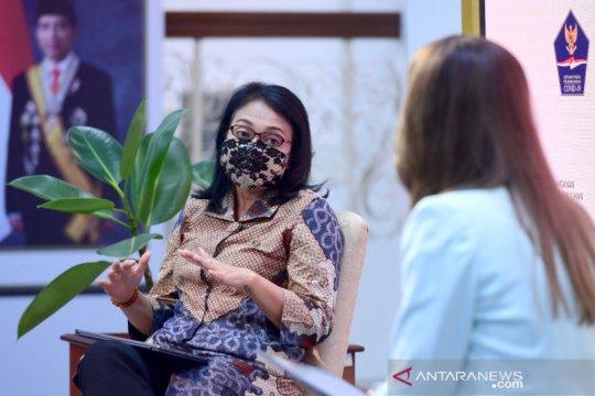 Menteri PPPA: Koperasi penting bagi ketahanan ekonomi perempuan