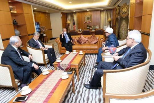 PAS minta penjelasan ke UMNO terkait Anwar Ibrahim