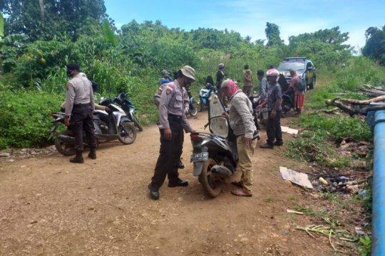 "Polisi gelar patroli di ""jalan tikus"" perbatasan RI-PNG"