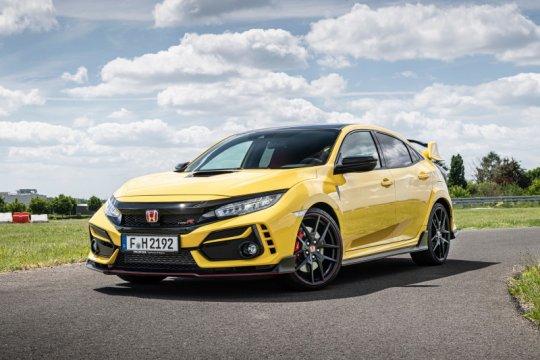 Honda Australia jual Civic R 2021 Edisi Terbatas lewat undian lotere