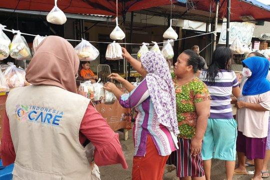 Indonesia Care gelar gerakan saling berbagi di Pamulang