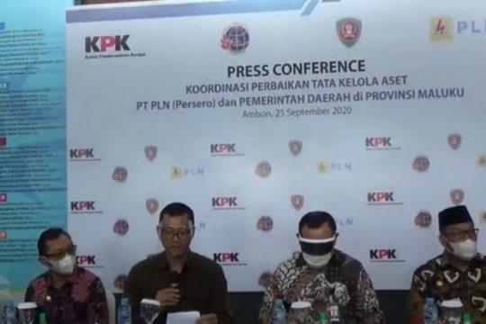 KPK selamatkan aset negara di Maluku mencapai Rp1 triliun