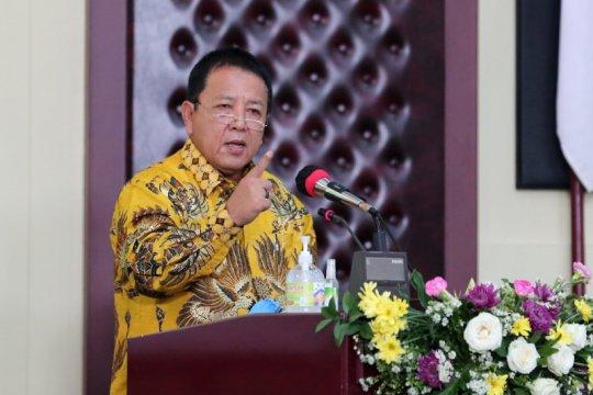 Gubernur Lampung:  Pilkada harus aman dari gangguan kamtibmas