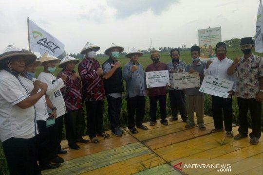 ACT Sumsel bantu akses permodalan ke petani Banyuasin