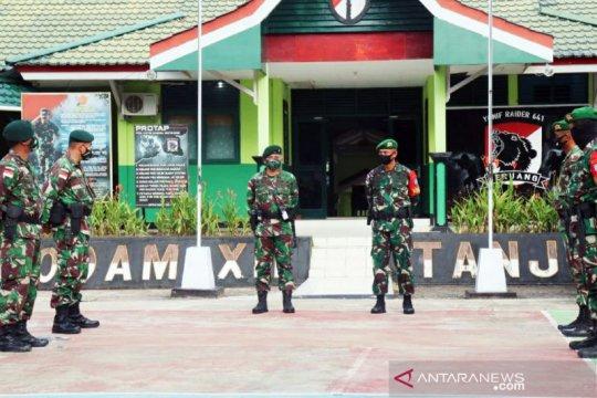 Yonif 642/KPS siap amankan perbatasan Indonesia di Kalbar