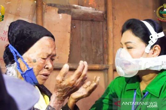 Istri Kasad bantu warga renovasi rumah