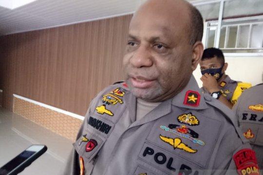 Wakil kepala Polda Papua: Kekuatan polisi masih cukup di Intan Jaya