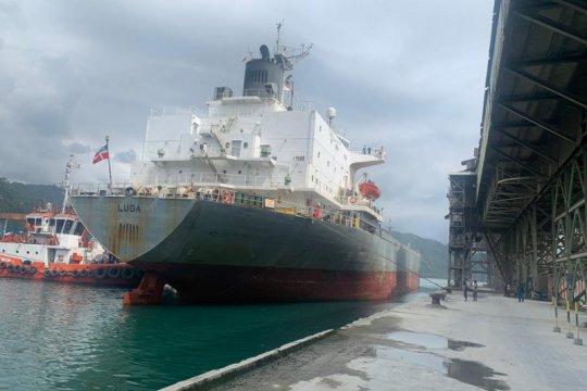 Semen Padang ekspor 25 ribu ton semen ke Australia
