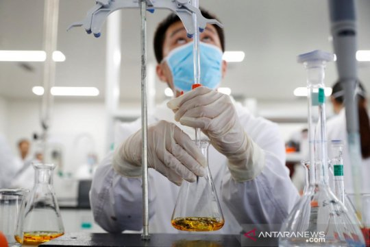 Sinovac China harapkan analisis data uji tahap akhir vaksin tahun ini
