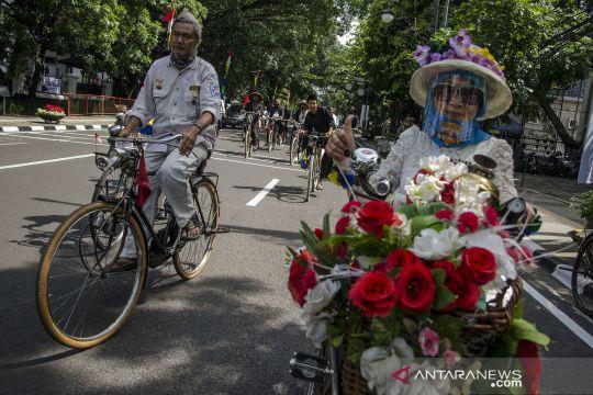 Semarak hari jadi ke-210 kota Bandung