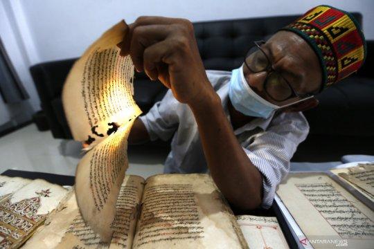 Perawatan naskah kuno di Banda Aceh