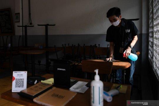Jakarta Sepekan, pamflet untuk angkot hingga perpanjangan PSBB Jakarta