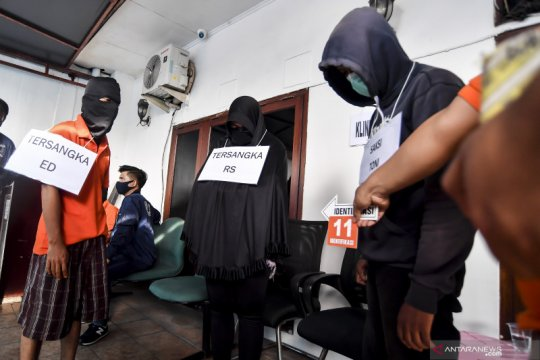 Kriminalitas sepekan, copet Tamansari hingga klinik aborsi
