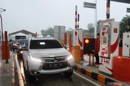 Tol Trans Sumatera ruas Dumai - Pekanbaru resmi dioperasikan