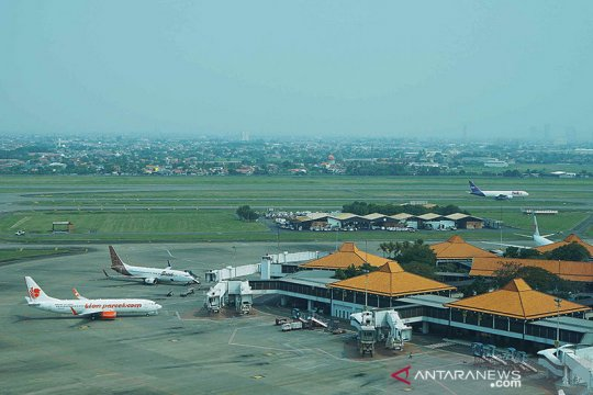 3 maskapai langgar aturan kapasitas pesawat, didenda hingga Rp300 juta