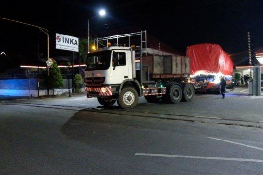 INKA selesaikan pengiriman 250 kereta ke Bangladesh