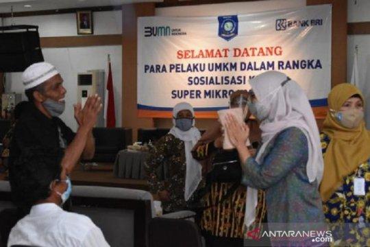 BRI kucurkan KUR Rp320,3 miliar di Pangkal Pinang