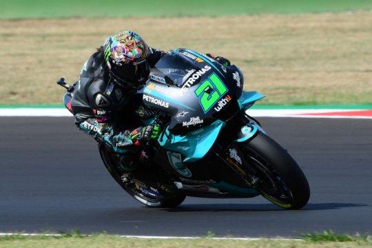 Morbidelli, Zarco pimpin sesi latihan kedua GP Catalunya