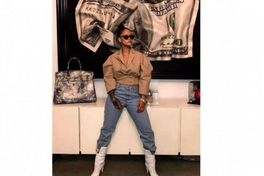 Rihanna akan luncurkan lini pakaian khusus pria
