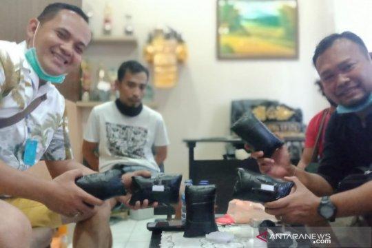 Polda NTB gagalkan penyelundupan 2,6 kilogram sabu asal Batam