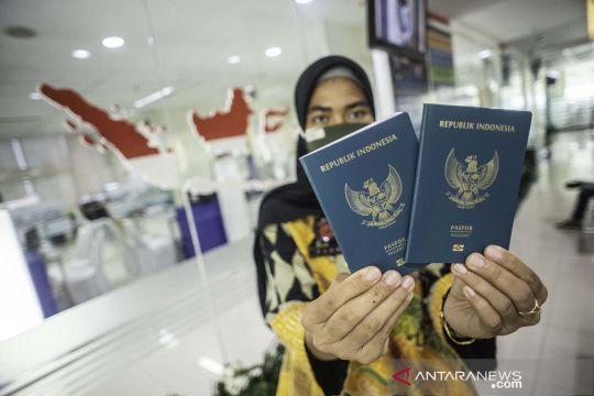 Masa berlaku paspor menjadi 10 tahun