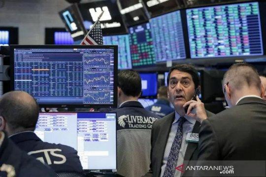 Wall Street ditutup menguat didorong kenaikan kuat sektor teknologi
